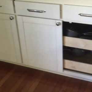 Kitchen Cabinet renovations